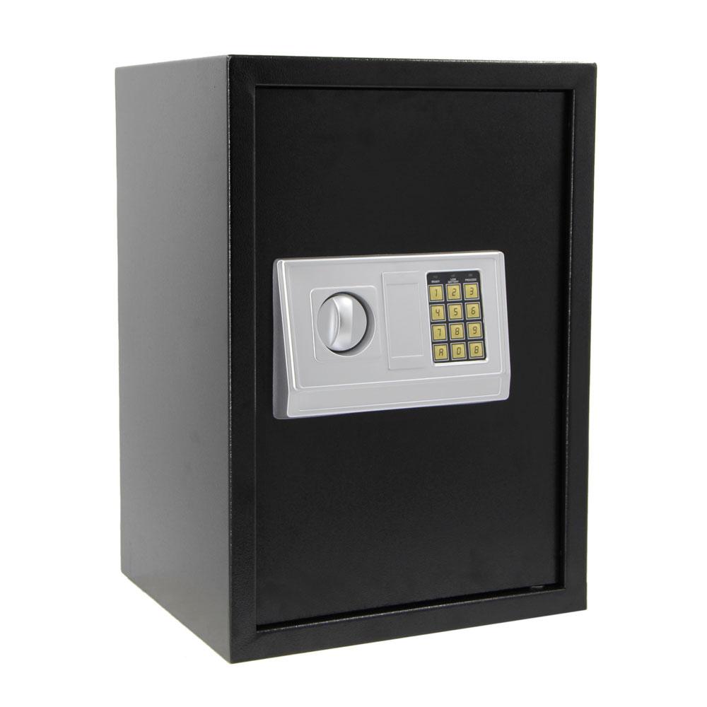 Digital Electronic Safe Box Keypad Lock Security Gun Jewelry Home