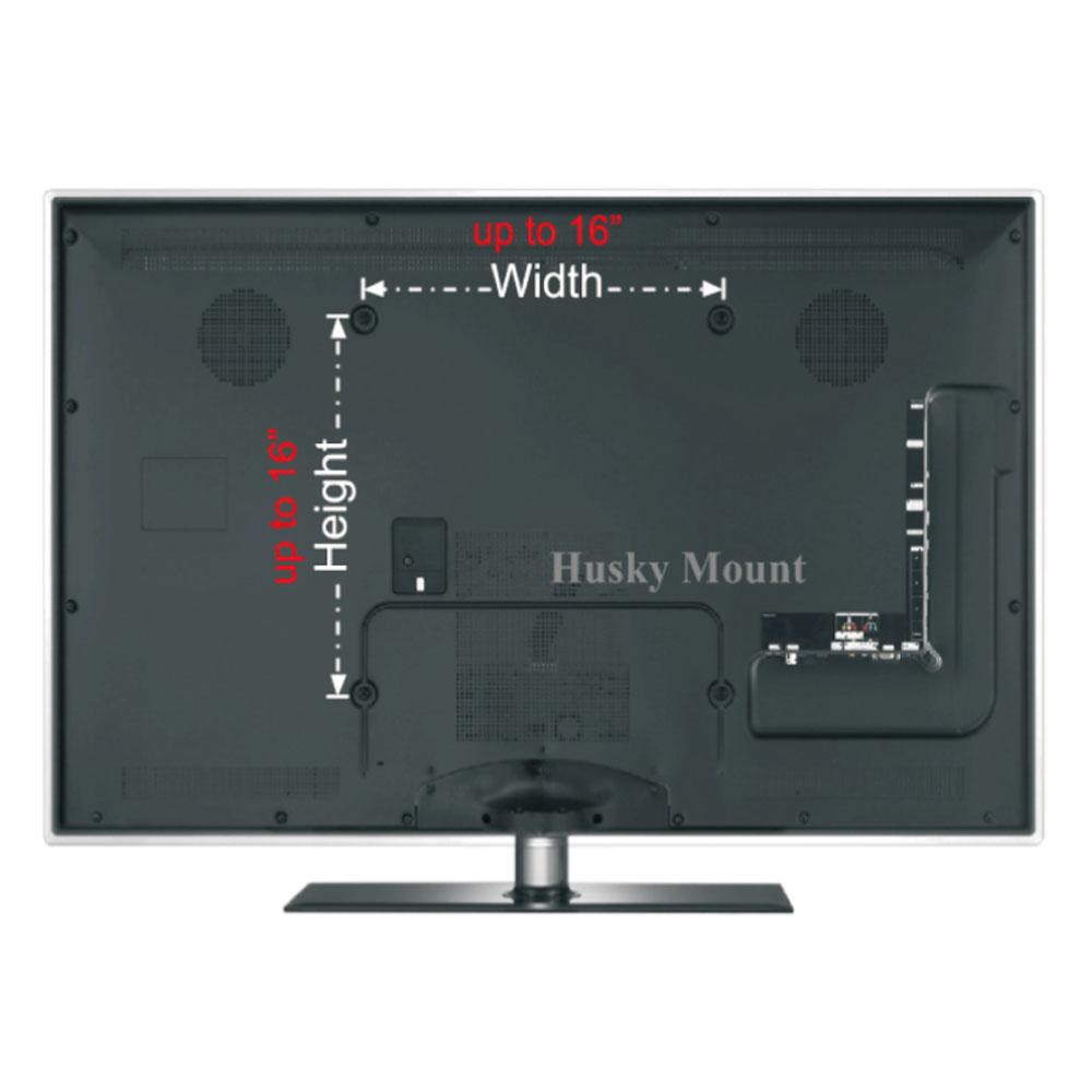 E15sb Full Motion Tv Wall Mount Bracket 13 32 42 47 50